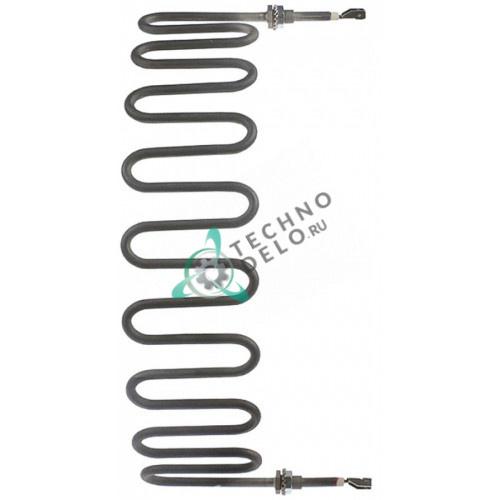 Тэн (1450Вт 230В) 90x315мм 585726 для профессионального теплового оборудования Eloma, Palux и др.
