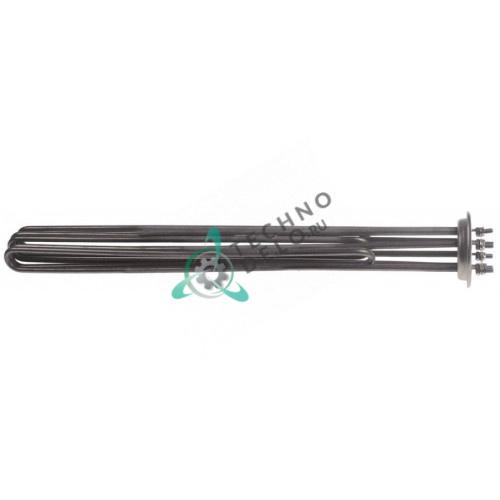Тэн (12000Вт 220В) 455x40x30мм M5 погружной нагреватель 0E5213 0K7530 для Electrolux FT36ED, FT36EDT и др.