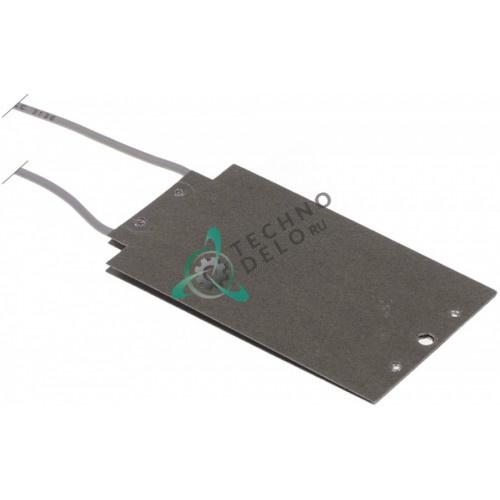 Нагреватель плоский 80Вт 230В 105x60мм 16218 для кофеварки Melitta