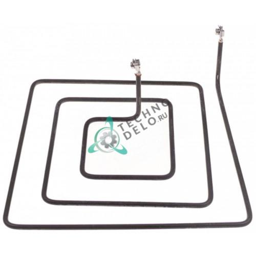 Тэн (1190Вт 400В) 285x285x75мм трубка d-6,5мм M5 0H9773 0K4819 18002170 72093512 для плиты Electrolux CE128-101 и др.