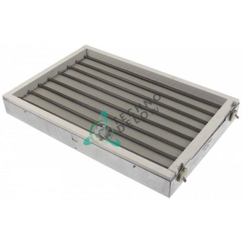 Конфорка нагреватель AD 3500Вт 400В 415x275мм 160384 для Kuppersbusch OEB230/OEB430/OEP500