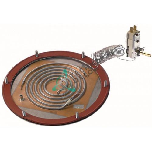 Дно нагревательное 1500Вт 463.419223 parts spare universal