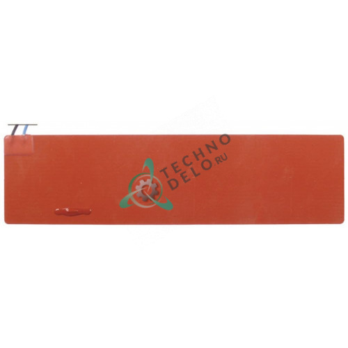 Пластина нагревательная 898126-2 360x95мм 545Вт 230В для Hobart AM-700/AMX-900/AMXS-900 и др.
