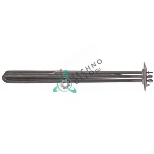 Тэн (12000Вт 230В) 464x32x36мм трубка d-8,4мм M5 тип погружной нагреватель 0L0019 для Electrolux RT10ELASIA и др.