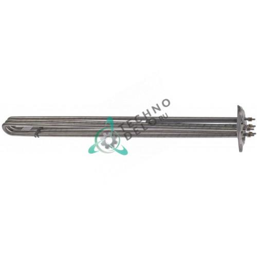 Тэн (12000Вт 230В) 545x36x41мм Z129502 для посудомоечной машины Fagor FI-160I / 200 / 260 и др.