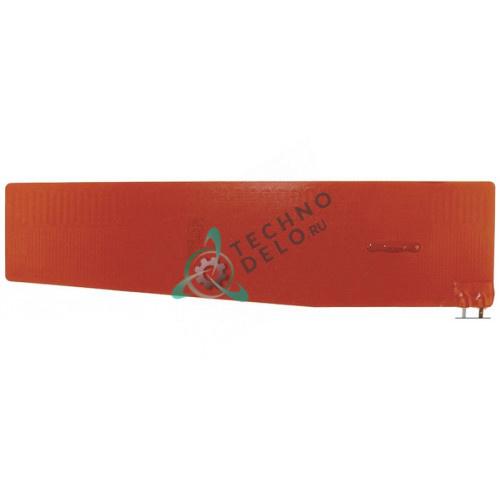 Пластина нагревательная 370x95мм 390Вт 230В для Hobart FX/GX