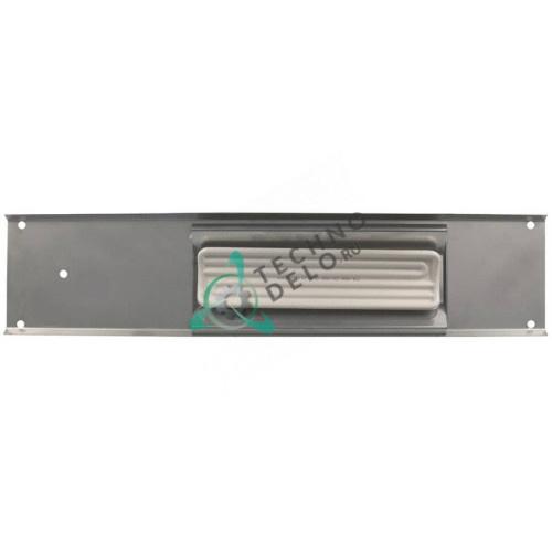 Нагреватель керамический 650Вт 230/240В 542x121x30мм RX94933597 для мармита Rosinox