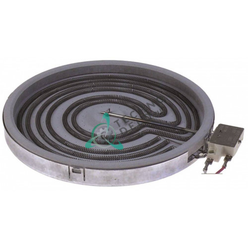 Конфорка EGO 12.02501.047 D-250мм 2,5кВт для плиты CPE