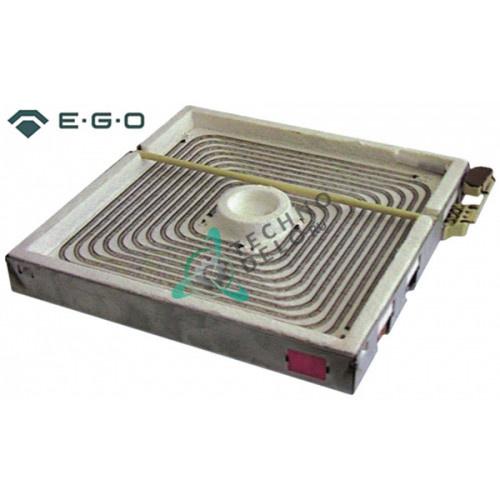 Конфорка EGO 10.77823.006 300x300мм 4000Вт 400В 5060810556 плиты Ambach, Silko и др.