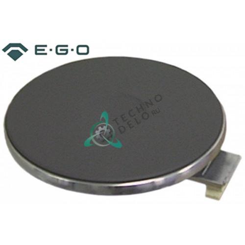 Конфорка электрическая EGO 12.14453.025 D-145мм 1000Вт 400В (нержавеющий ободок) плиты MKN и др.