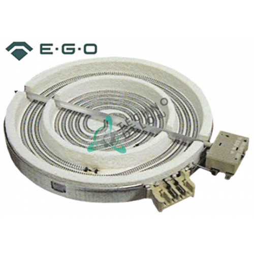 Конфорка EGO 10.78661.004 D-200мм 1700Вт 230В для плиты