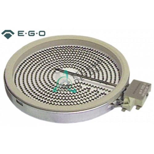 Конфорка Ø200мм EGO 10.58111.004 1800Вт 230В для плиты Tecnoinox, Lotus, Electrolux и др.