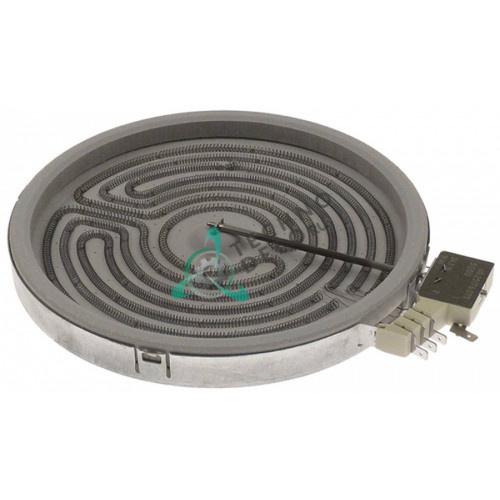 Конфорка нагреватель EGO 1071431004 D-230мм 2100Вт 230В 6532987 для плиты Ambassade, Star10