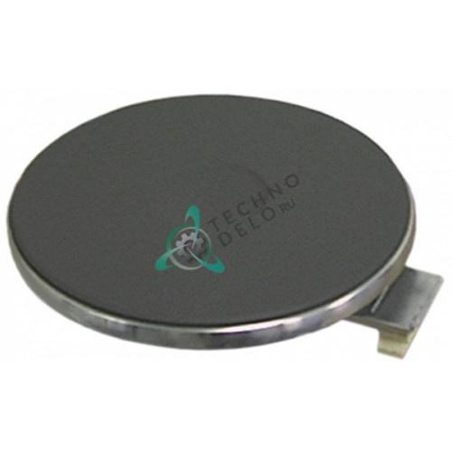 Конфорка электрическая EGO 12.30453.002 12.30453.194 D-300мм 2500Вт 230В (нержавеющий ободок) для плиты