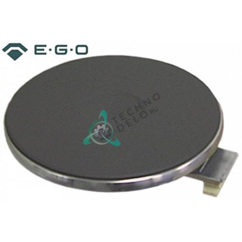 Конфорка электрическая EGO 12.30453.195 D-300мм 2500Вт 400В (нержавеющий ободок)