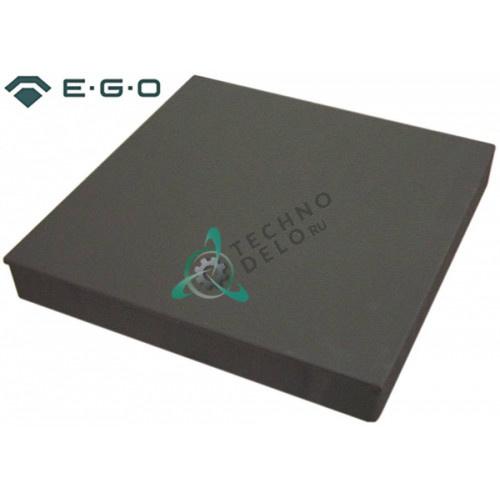 Конфорка электрическая EGO 11.33370.246 (2500Вт/400В) 300x300x43мм для плиты Electrolux, Kuppersbusch