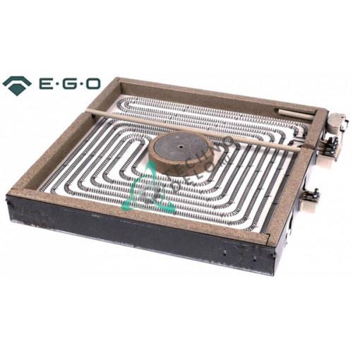 Конфорка EGO 10.77848.001 300X300мм 2500Вт 400В плиты Küppersbusch FEH310/FEH510/FEH513 и др.