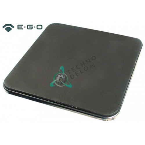 Конфорка электрическая EGO 11.33473.231 2500Вт 400В 300x300мм 203065 для плиты MKN, Palux и др.