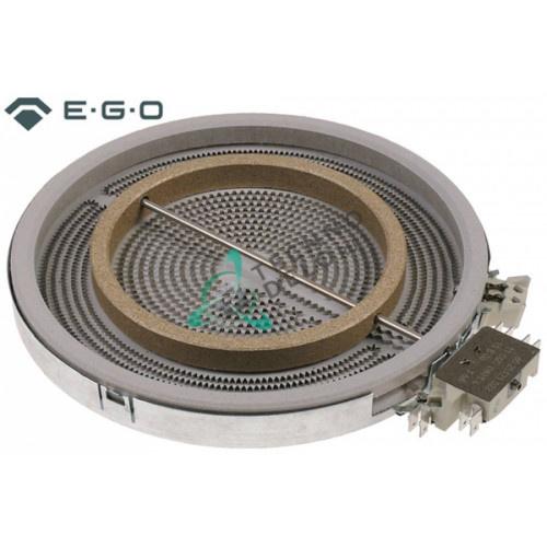 Конфорка стеклокерамической поверхности EGO 10.51213.034 / 2200 Вт 230В