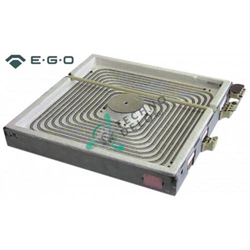 Конфорка нагреватель EGO 10.77848.008 300x300мм 3500Вт 400В для Kuppersbusch