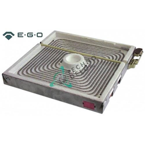 Конфорка нагреватель EGO 1077828008 300x300мм 3500Вт 400В для Kuppersbusch и др.