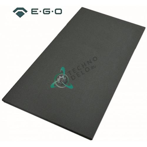 Конфорка электрическая EGO 11.63471.111 (610x305мм 5000Вт 400В) плиты Whirlpool и др.
