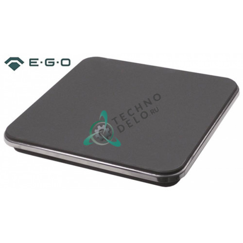 Конфорка электрическая EGO 11.33454.335 3000Вт 440В 300x300мм плиты Electrolux CE128-101/HCE128-100 и др.