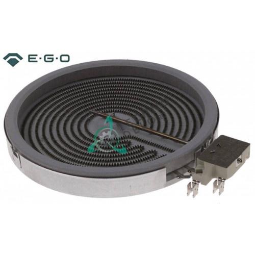 Конфорка EGO 10.58116.006 D-200мм 1800Вт 400В стеклокерамической плиты