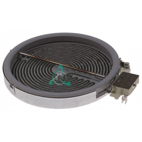 Конфорка нагреватель EGO 10.51116.006 D-230мм 2300Вт 400В