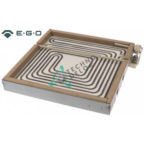 Конфорка EGO 1077828006 300x300мм 4000Вт 400В CR0688660 для плиты Mareno и др.