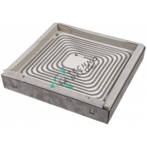Конфорка 300x300мм 2350/1150Вт 400В 93303 для плиты Ascobloc
