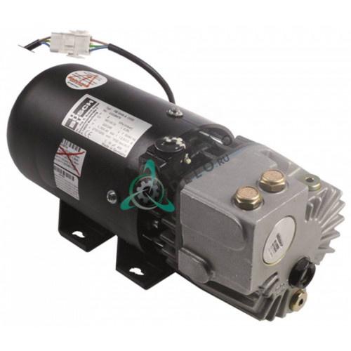 Насос вакуумный Busch PB0008 8 м³/ч (220/240В 0,35кВт) 0431300 для оборудования Henkelman и др.