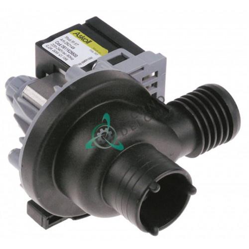 Насос ASKOLL M87 30Вт 220В 0L0692 для посудомоечных машин Zanussi/Electrolux и др.