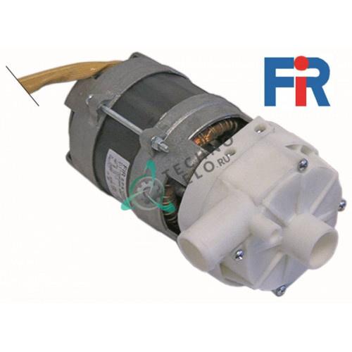 Насос-помпа FIR 2211.1400 0,074кВт 230В для оборудования Hobart, Comenda, Colged, Elettrobar и др.
