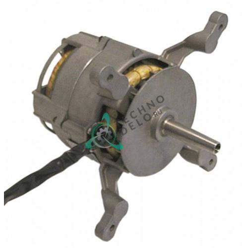 Мотор Hanning L7MW84D-097 V5 (380-415В 0,2кВт) 0G2197, 0H6930 для печи Electrolux, Zanussi Professional