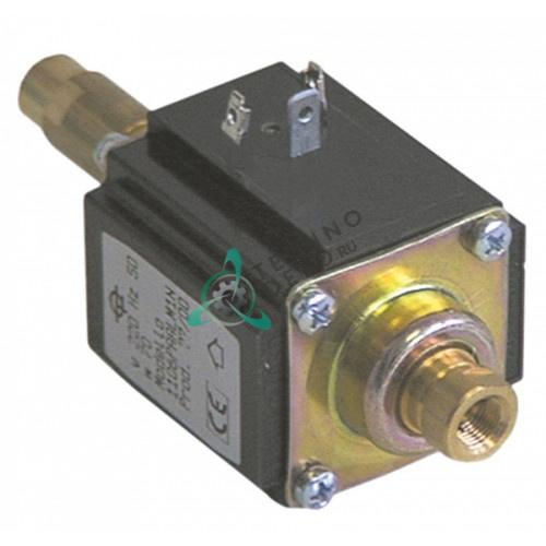 Насос вибрационный Fluid-o-Tech 1106PAALM1E 230В 70Вт L-129мм кофемашины ASTORIA, FAEMA, GRIMAC и др.