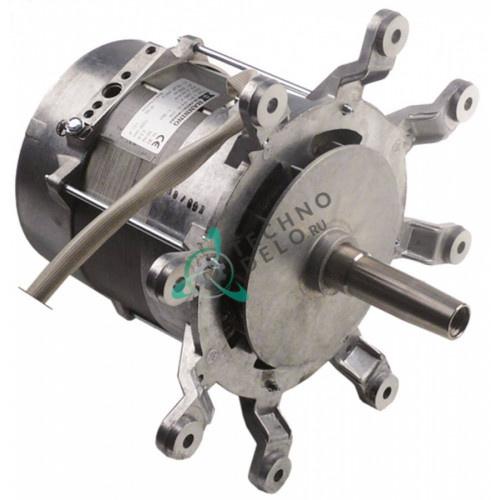 Мотор Hanning E390012, ELE390012 для пароконвектомата Eloma M0129 MD1011, MD2011 и др.