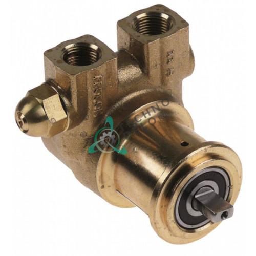 Головка насоса PROCON V6105 L-82мм 180 л/ч с байпасом для кофемашины