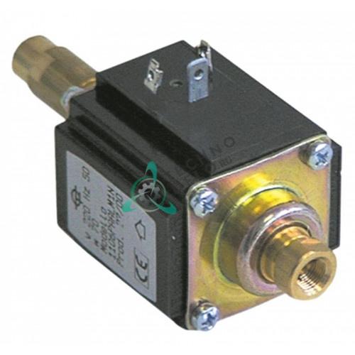 """Насос вибрационный Fluid-o-Tech 1106PAAAM1N 230В 45Вт 1/8"""" IT L-129мм 27002816-01 для Bianchi ARES и др."""