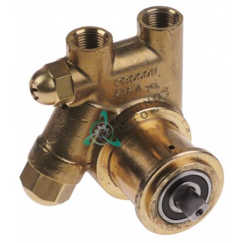 Головка насоса PROCON с фильтром L-82мм 100 л/ч для кофемашин
