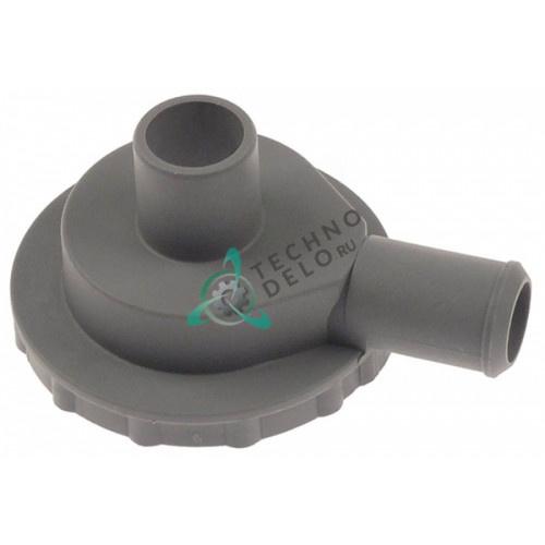 Крышка сливного насоса Askoll ø24мм/ø22мм для печи Retigo B1221b/B2011i/B2021b и др.
