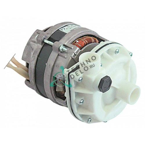 Насос FIR B287.1650 ø30мм 230В 0,24кВт L-180мм 512012200 / 80001511 для Mach GL220, MB510, MB510E и др.