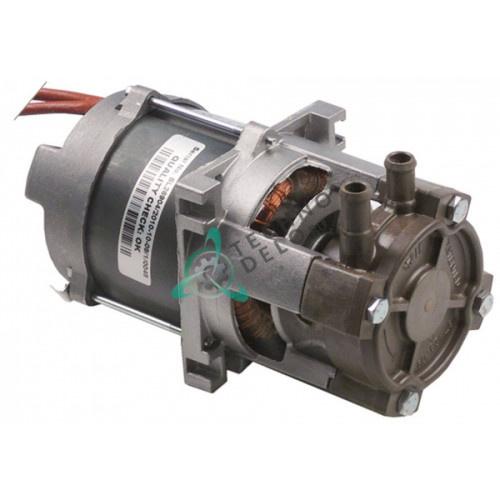 Насос-помпа LGB PPL46DX 0,33кВт ø12мм 130143 DPE127 для ATA, Colged, Elettrobar, Sammic и др.
