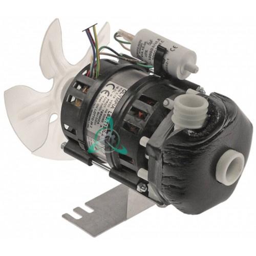 Насос-помпа Olympia L63.T19ICE 0,19Kw/230V (код. 00553, 01206) для льдогенератора Kastel KP-KS