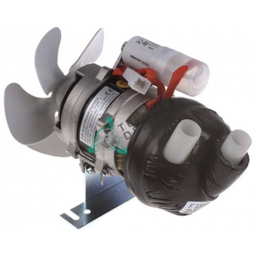 Помпа насос Fir cod. 23377 type 4240.2300 для льдогенераторов Brema, NTF, Apach и др. (120W / 230V)