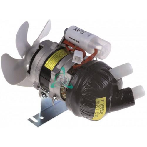 Насос FIR 4240.2301 для льдогенератора Brema, NTF, Fagor и др. (120Вт/230В арт. NC23691)