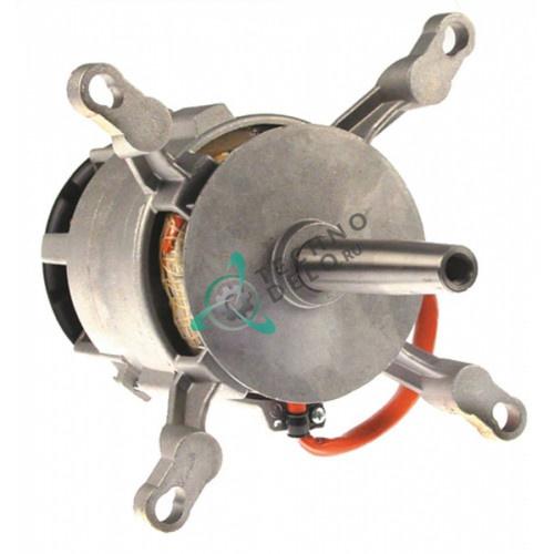 Мотор Lafert LM/FB80 4P/8P (230В 0,13/0,55кВт) 3102210 BN3102210 пароконвектомата Baron, Metos, Olis и др.
