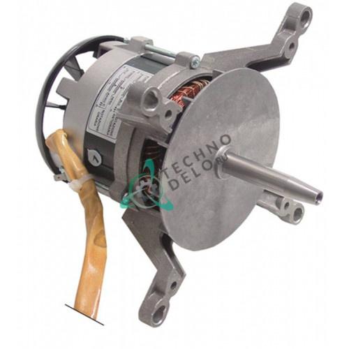 Электромотор FIR 1020A2353, MOTO0034 (370Вт/230В) для пароконветоматов Mastro, Zanolli