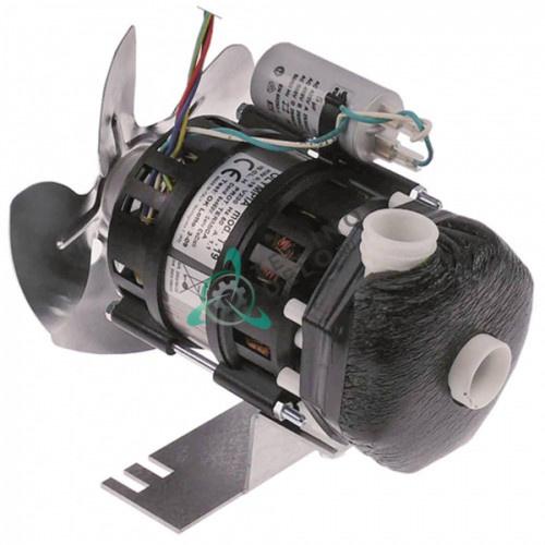 Насос помпа Olympia T.19 190Вт 230В ø28/ø27мм K01302 для льдогенератора Kastel KP25-6/KP25-9/KP28-7 и др.