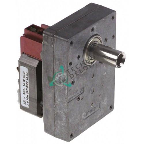 Мотор-редуктор 39700022 28Вт 220В 1,9 об/мин для гриля Chergui и др.